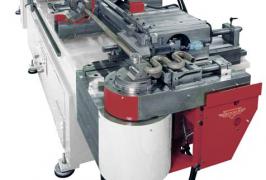 Booster bending machine